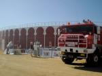 0810 toros en fuego